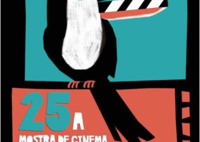 25a Mostra de Cinema Llatinoamericà